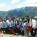 International Students at Three Rondavels Panorama Route-1300